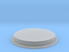 Ikea LYSVIK glass replacement for led refitting 3d printed Replacement glass cap