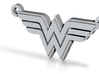 Wonder Woman Necklace 3d printed