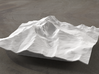 6'' Longs Peak Terrain Model, Colorado, USA 3d printed Radiance rendering