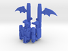 Dracula TargetMonster (5mm Transforming Weapon) 3d printed