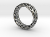 Trous Ring Size 7 3d printed