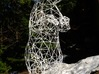 Young and Foolish Wireframe - 40cm 3d printed