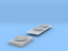Dynamic Brake and Radiator Fans for O Scale Weaver 3d printed