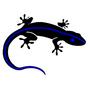 bluelinegecko