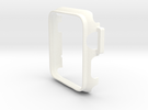 Watch Case 42mm in White Strong & Flexible Polished