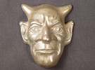 hanging mask  in Stainless Steel