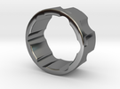 Revolver Ring Size12 in Premium Silver