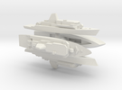 Avenger 1/3000 X4 in White Strong & Flexible