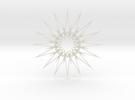 Arabesque: Starfire in Transparent Acrylic