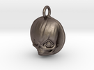 Sam Trick 'r Treat  Halloween Pendant in Stainless Steel