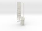 Tieflader 6achs Zsb Ohne Reifen in White Strong & Flexible