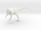Dinosaur  Carcharodontosaurus 1:40 V1 in White Strong & Flexible