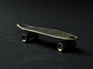 PENNY Board / Jewelry model in Polished Brass