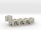Framework menorah in Sandstone