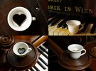 Your Secret Heart Espresso Cup (small) in Gloss White Porcelain