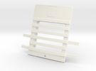 Grill-6-SP in White Strong & Flexible Polished