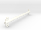 1/50 Load Spreader Bar (Round) in White Strong & Flexible Polished