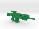 Mk2 Pulse Rifle in Green Strong & Flexible Polished