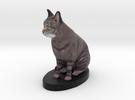 10091 - Pookie - Figurine-meters in Full Color Sandstone