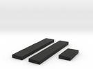 Amphicat seats in Black Strong & Flexible