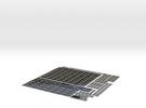 Fensterset Swissexpress Scale TT in Transparent Acrylic