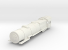 Prr L1 S Scale Shell Boiler Cab and Walkways V. 2 in White Strong & Flexible