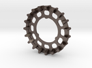19-tooth GT-11 cog for Sturmey-Archer in Stainless Steel