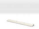 CNR D-1 Roof S Scale in White Strong & Flexible
