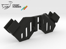 FR10004 Front Runner Rack Rear Brackets in Black Strong & Flexible