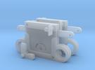 2x Weichenlaternen Antrieb in Frosted Ultra Detail
