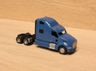 1:160 N Scale Peterbilt 387 Tractor in Frosted Ultra Detail