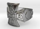 VMRSG_v2 Ring Size 11 in Polished Silver