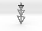 Trinono in Premium Silver