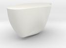 Rock Part 1 - 3D Print - REV1 - 02-23 in White Strong & Flexible