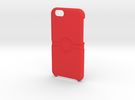 Pokeball case iphone 6 case Pokeball case in Red Strong & Flexible Polished