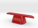 -pen holder The Nibopedic X1 porcelain in Gloss Red Porcelain