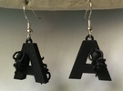 A Is For Ants in Black Strong & Flexible