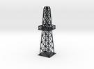 Oil rig - short in Black Hi-Def Acrylate