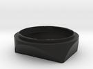 FE55 Hood V0.4 - BETA in Black Strong & Flexible