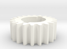 20T Atlas 618/Craftsman 101 Change Gear in White Strong & Flexible Polished