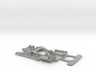 Slotcar racing Chassis 1:32 scale -update - EVO II in Metallic Plastic