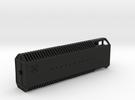 Grammaton Monoblock Mock Silencer - Suppressor in Black Strong & Flexible