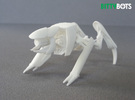 Rover BittyBot MK1 in White Strong & Flexible