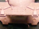 Victorian Railways N Scale  Plate Frame bogies (8) in Frosted Ultra Detail