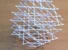 orthorhombic kagome lattice in White Strong & Flexible