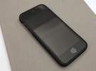 slim case for iPhone 5/5s - Top in Black Strong & Flexible