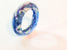 color_bangle_01_Blue_sky in Full Color Sandstone