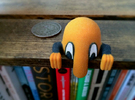 Kilroy Desk Toy in Full Color Sandstone