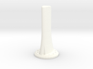 Messgerät Fertig Ohne Nut in White Strong & Flexible Polished