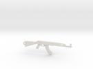 AK Pendant in White Strong & Flexible